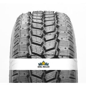 King Meiler Snow Ice 225/70 R15 112/110R Studdable, Retreaded, 3PMSF, Nordic tyres