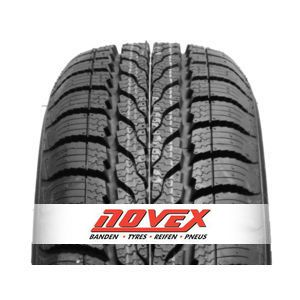 Novex ALL Season 155/80 R13 83T XL, M+S