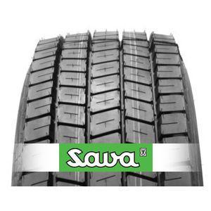 Sava Orjak 4 Plus 315/80 R22.5 156/150L 154/140M 18PR, 3PMSF