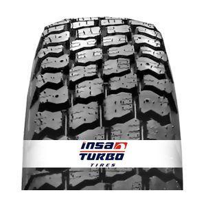 Insa Turbo TM + S244 195/70 R15C 104/102R 8PR, Rebuilt tyre