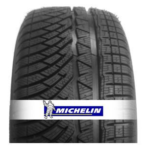 Michelin Pilot Alpin PA4 245/55 R17 102V DOT 2012