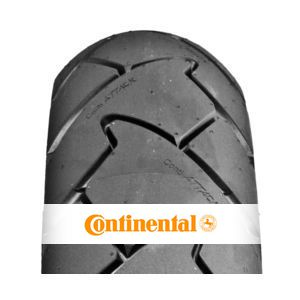 Continental ContiTrailAttack 2 130/80 R17 65H Rear, Traction Skin