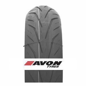 Avon Storm 3D X-M AV66 200/50 ZR17 75W Hinterrad