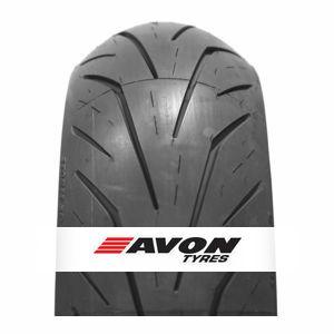 Avon Storm 3D X-M AV65 120/70 ZR17 58W Delantero