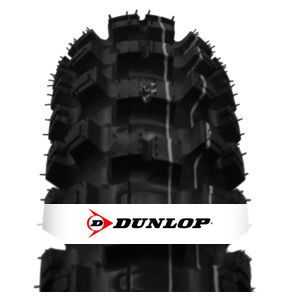 Dunlop Geomax MX52 110/100-18 64M TT, NHS, Rear