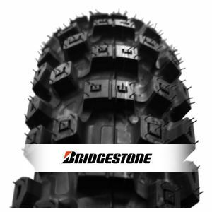 Bridgestone Battlecross X30 80/100-21 51M Medium, TT, NHS, Front