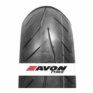 Avon 3D Ultra Sport AV79 120/70 ZR17 58W Front