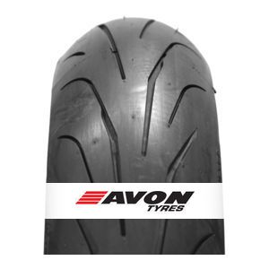 Avon 3D Ultra Sport AV80 160/60 ZR17 69W Rear
