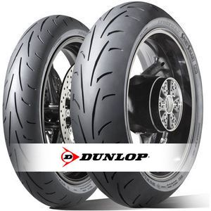 tyre dunlop sportmax sportsmart ii max 120 70 zr17 58w front tyre leader. Black Bedroom Furniture Sets. Home Design Ideas