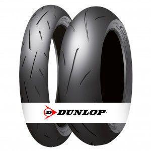 Dunlop Sportmax Alpha 13 SP 120/70 ZR17 58W Front