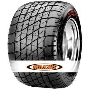 Maxxis MS-02 Razr 18X10-10 2PR, TT, Yellow