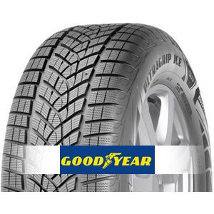 Goodyear Ultra Grip ICE SUV 215/65 R17 99T G1, 3PMSF, Pneus nordiques