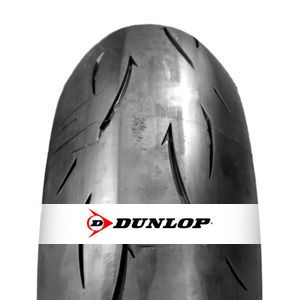 Dunlop D212 GP Racer 190/55 R17 Medium, NHS, Rear, Slick