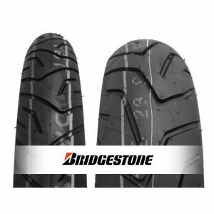 Bridgestone Battlax Adventure A41 190/55 ZR17 75W DOT 2017, Arrière