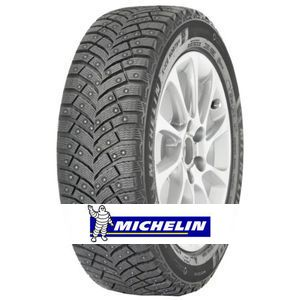 Michelin X-ICE North 4 195/65 R15 95T XL, Studded, 3PMSF