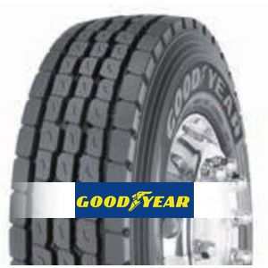 Goodyear TM MST II 385/65 R22.5 160K M+S, MOLD CURE, Treadmax
