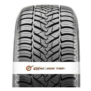 Cheng Shin Medallion All Season ACP1 195/65 R15 95V XL, 3PMSF