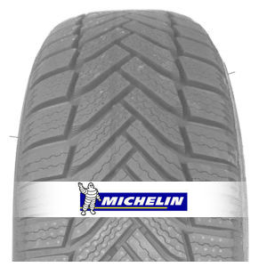 Michelin Alpin 6 205/45 R17 88V XL, 3PMSF