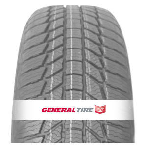 General Tire Snow Grabber + 235/60 R18 107V XL, FR, 3PMSF