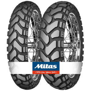Mitas E-07+ Dakar 150/70 B17 69T M+S, Yellow