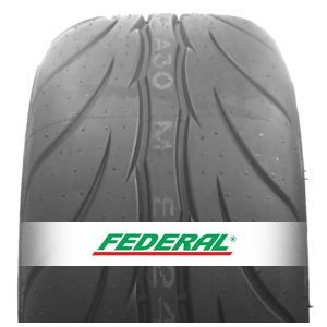Federal 595 RS-PRO 235/40 ZR18 91Y Semi-Slick