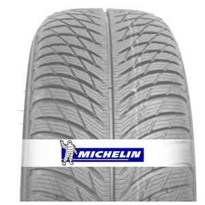 Michelin Pilot Alpin 5 SUV 225/60 R18 104H XL, (*), MFS, ZP, Run Flat, 3PMSF
