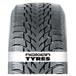 Nokian Hakkapeliitta R3 205/60 R16 96R XL, 3PMSF, Severské pneumatiky