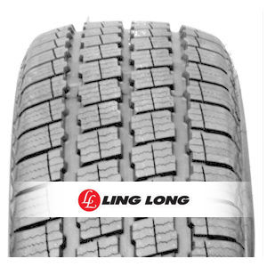 Linglong GreenMax Van All Season 195/70 R15C 104/102R 8PR, 3PMSF