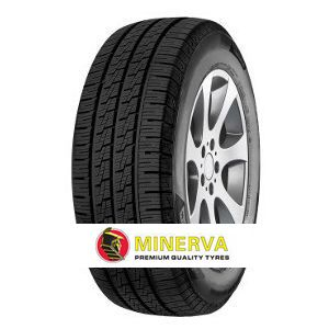 Minerva VAN AS Master 215/60 R17C 109/107T 8PR, M+S