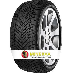 Minerva AS Master 235/50 R18 101W XL, M+S