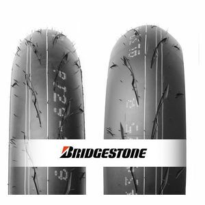 Bridgestone Battlax Racing R11 180/55 R17 73V Medium, Aizmugurējā