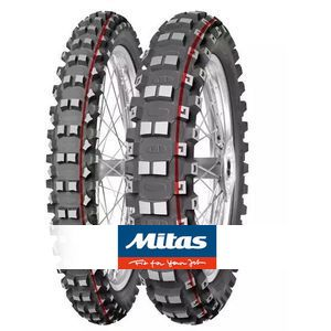Mitas Terra Force MX MH 90/90-21 51M TT, Sprednja, RED
