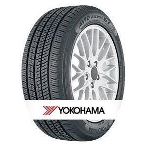 Guma Yokohama Avid GT Bluearth S35