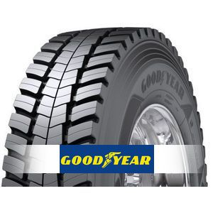Goodyear Omnitrac D 315/80 R22.5 156/150K 20PR, 3PMSF