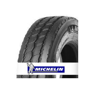 Pneu Michelin X Works HD Z