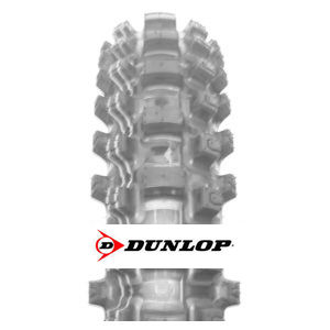 Dunlop Geomax MX33 120/80-19 63M DOT 2018, TT, Rear