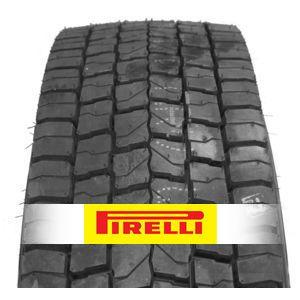 Pirelli Itineris D90 295/80 R22.5 152/148M 3PMSF