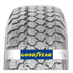 Goodyear Wrangler AT Adventure 255/70 R15C 112/110T 6PR, M+S