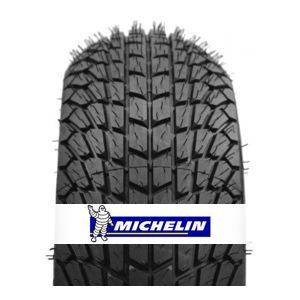 Michelin Power Supermoto Rain 160/60 R17 NHS, Rear