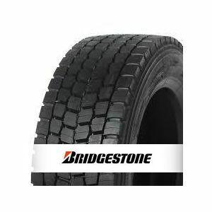 Pneu Bridgestone R-Drive 001+