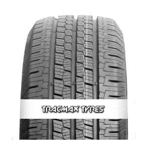 Tracmax A/S Van Saver 195/65 R16C 104/102S 8PR, 3PMSF