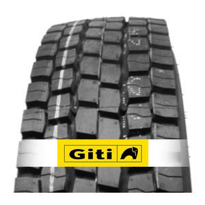 Giti GDR638 265/70 R19.5 140/138M 16PR, 3PMSF