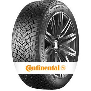 Continental IceContact 3 205/55 R16 94T XL, Spijkerband
