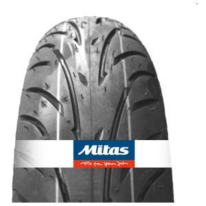 Mitas Touring Force-SC 120/70-12 51L Front/Rear