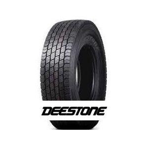 Deestone SS433 295/80 R22.5 152/148M 16PR, 3PMSF