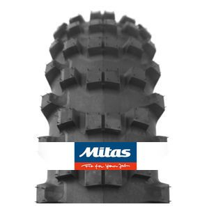 Mitas Terra Force MX MH 80/100-21 51M TT, Front, RED