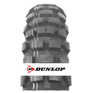 Dunlop D606 130/90-18 69R TT, Trasero