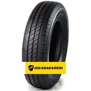 Roadmarch VAN A/S 195/70 R15C 104/102R 8PR, 3PMSF