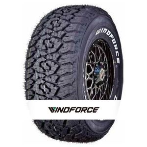 Windforce Catchfors A/T 2 31X10.5 R15 109S 6PR, RWL