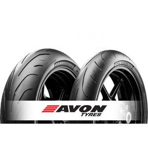 Avon 3D Ultra EVO AV80 150/60 ZR17 66W Rear